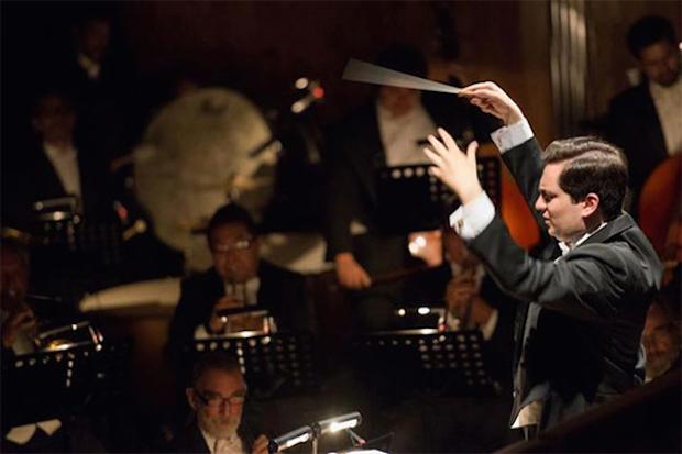 Entrevista al director de orquesta mexicano Iván López Reynoso