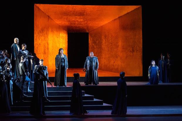 Gran Nabucco en el Palau de les Arts