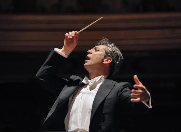 Interview with Maestro Nicola Luisotti: Opera in the Skin