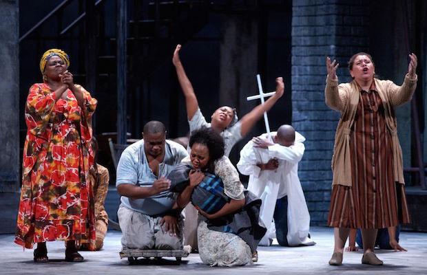 Porgy and Bess de George Gershwin en el Teatro Real: entusiasmo a raudales
