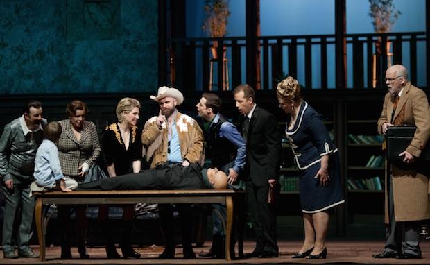 Le villi y Gianni Schicchi en Riga: alfa y omega del opus Puccini