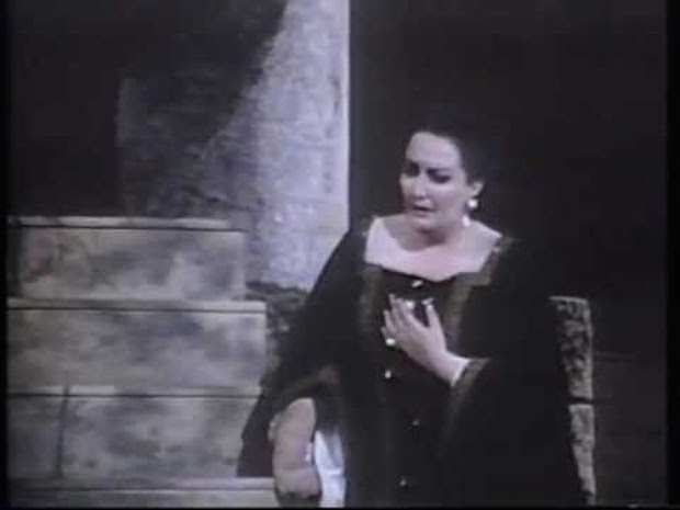 Grabación de Il Trovatore con Montserrat Caballé, Spiess, Arkhipova y Glossop
