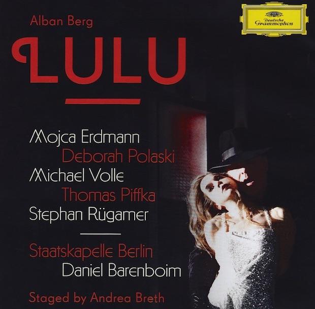 DVD de Lulu en Berlín con dirección de Daniel Barenboim