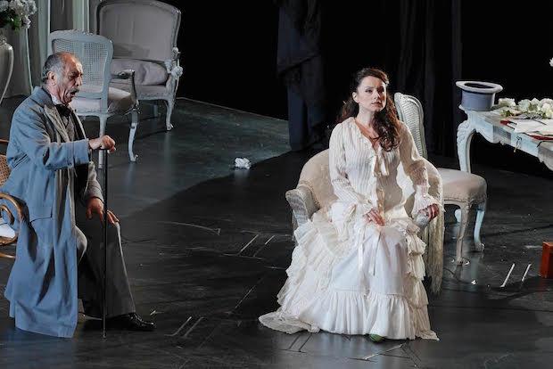 Fin de temporada en el Liceu: nuevamente Traviata con Mosuc y Hartig