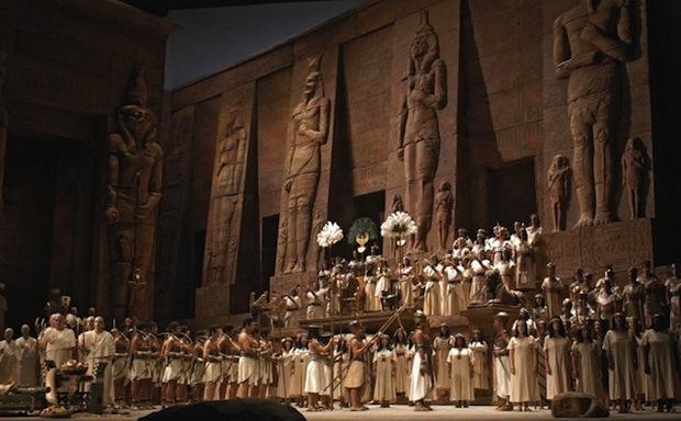 Aida (Metropolitan Opera House)
