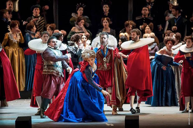 Crítica sobre Otello en el Teatro Argentino de La Plata