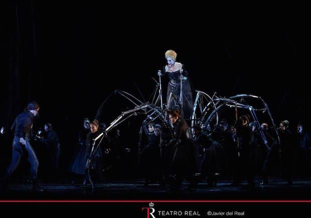 Roberto Devereux en el Teatro Real: el poder de las grandes voces