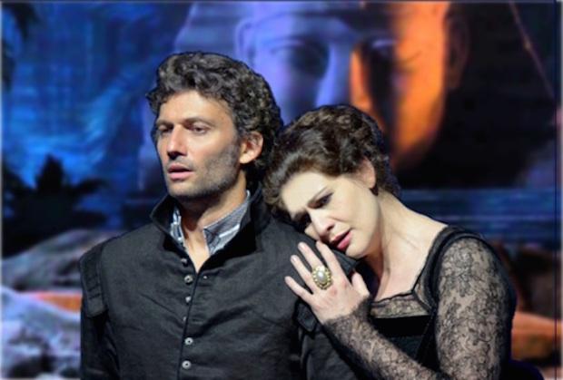 Ya disponible la esperada Aida de Jonas Kaufmann