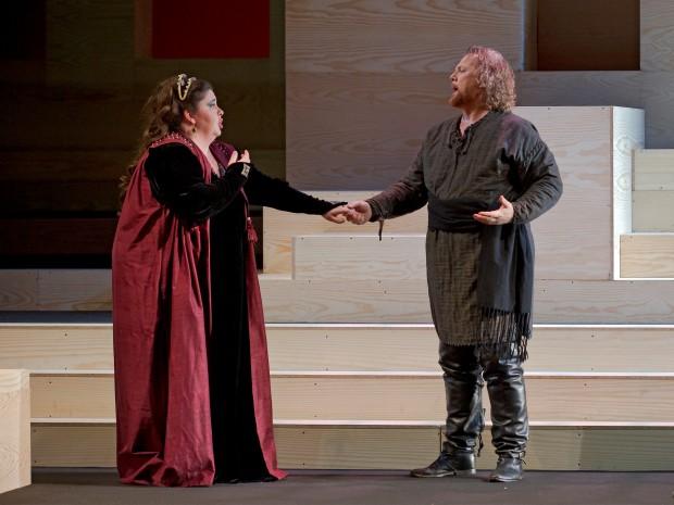 Apoteosis de canto con Il Trovatore en A Coruña