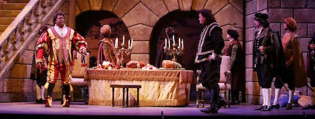 Rigoletto at the Vancouver Opera