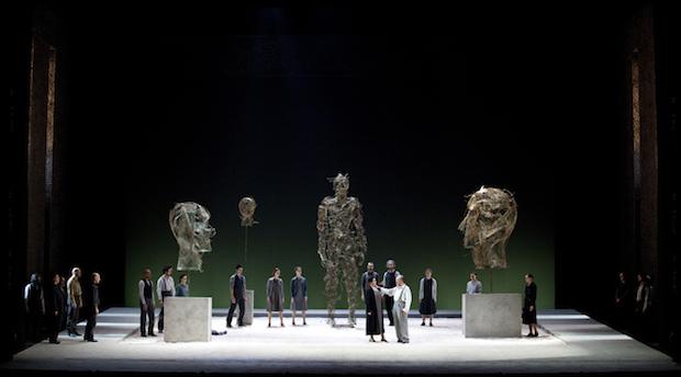 El Liceu inaugura temporada con Nabucco