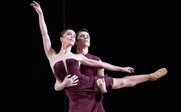 [VIDEO] Laura Morera y Ricardo Cervera, bailarines del Royal Ballet