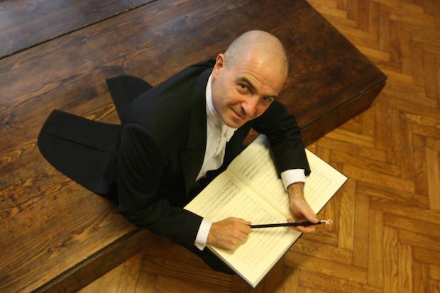 Intervista a Giovanni Battista Rigon, direttore d'orchestra