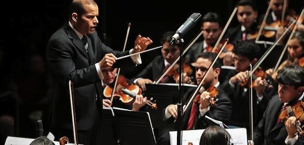 Sinfónica Juvenil de Caracas en Barcelona: la frescura y calidad de la juventud