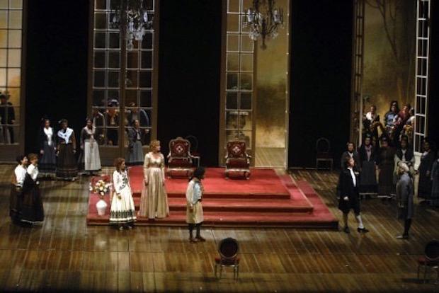 Le nozze di Figaro en Berlín: poco más que una bella escenografía