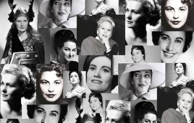 The best sopranos on the twentieth century