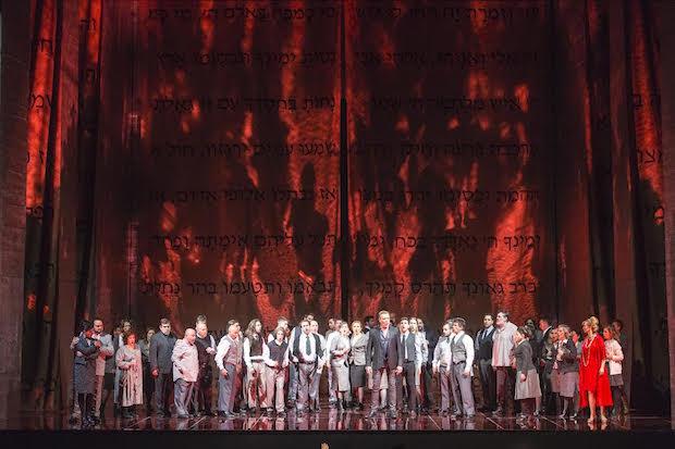 Escena de Nabucco