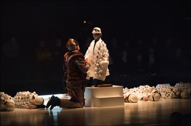 Medúlla by Björk, to be performed in November in Brussels