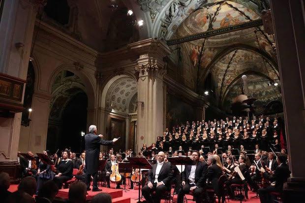 Trionfa il Requiem di Verdi a Milano diretto da Zubin Mehta