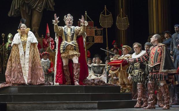 Crítica de Don Carlo en el Teatro Colón de Buenos Aires