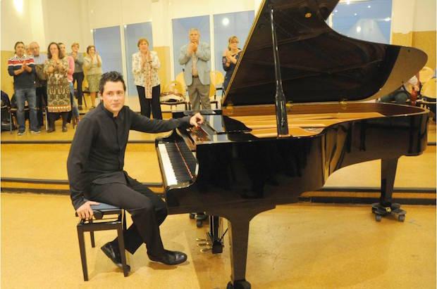 Eduardo Frías pone música a Goya en la National Gallery de Londres