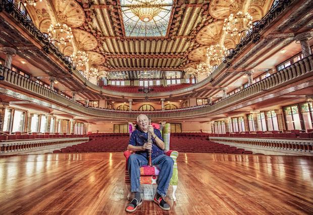 Paquito D'Rivera estrena obra en el Palau con la OSV