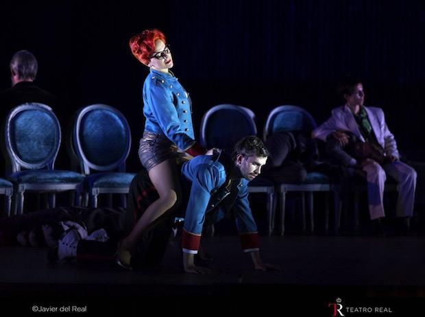Alcina (segundo reparto) en el Teatro Real