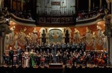 Una Missa Solemnis insuficiente en el Palau de la Música