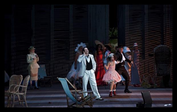 Le Nozze di Figaro en Berlín: el Conde Almaviva, ese divertido latin lover