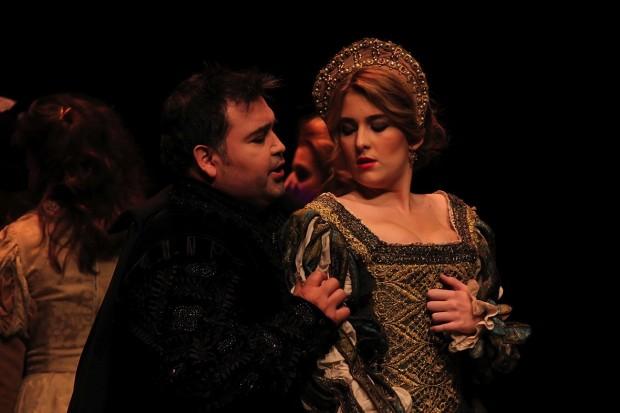 """Un """"povero Rigoletto"""" en escena en Pamplona"""