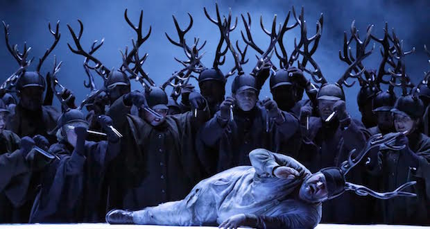 Col Falstaff di Giuseppe Verdi si celebra la chiusura dell'EXPO a Milano