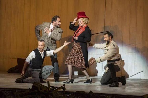 Crítica de Katiuska en Valencia: el Soviet en el Palau de Les Arts