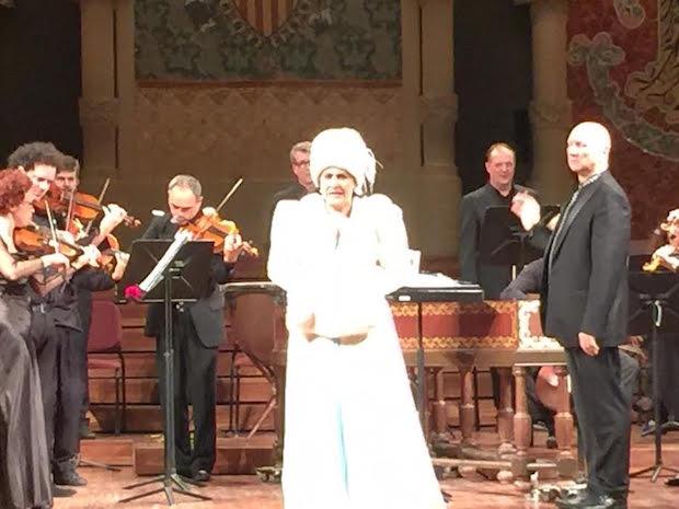 Cecilia Bartoli, de Venecia a San Petesburgo pasando por el Palau de la Música