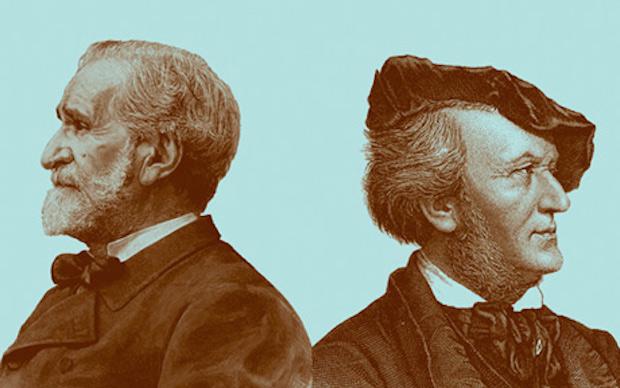 Verdi gana a Wagner en Twitter