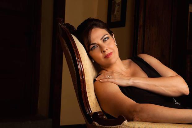 """Yolanda Auyanet: """"nunca olvidaré mi debut de La Traviata. Fue emocionante"""""""