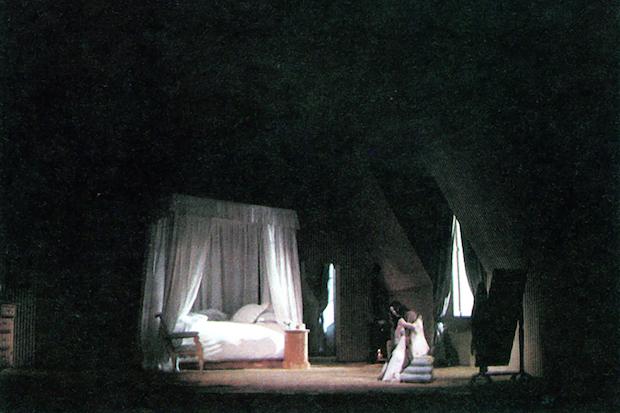 Acto III foto: VI Festival de Spoleto, junio de 1963