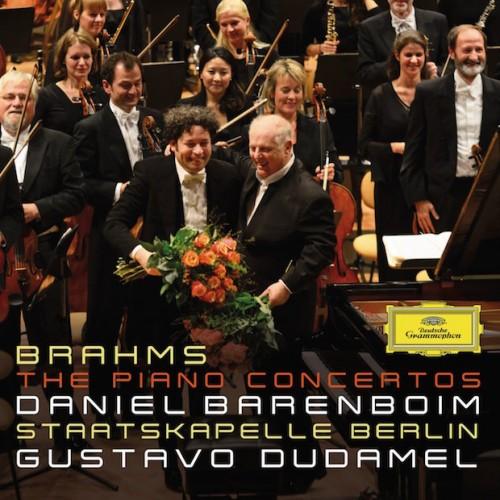 Brahms: The piano concertos y la afortunada dupla Dudamel-Barenboim