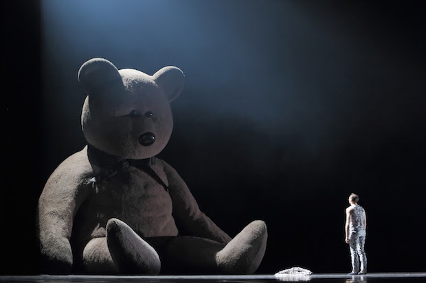 Première au Ballet d´Etat de Bavière: création mondiale de 'Adam is' de Aszure Barton