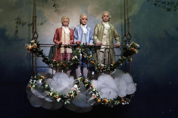 Die Zauberflöte: le Noël enchanté de l´Opéra de Munich