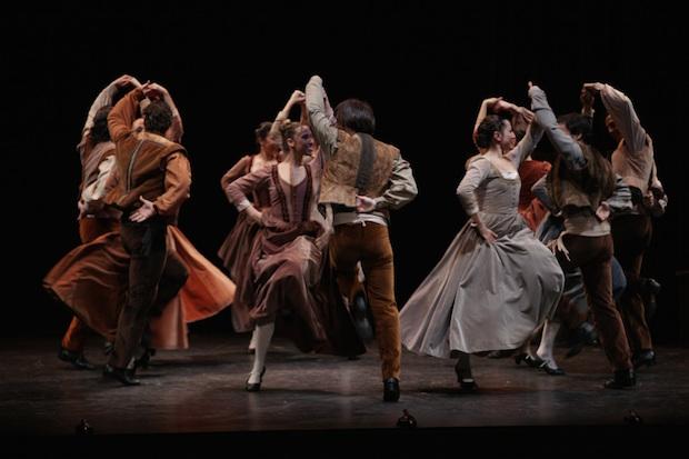 Fuenteovejuna en el XXX Madrid en Danza: la necesidad de los clásicos de danza española