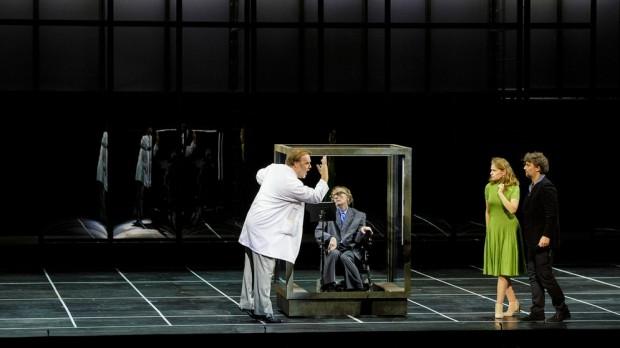 Fiasco escénico de La damnation de Faust en París. Foto: Felipe Sanguinetti