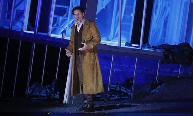 Lucia di Lammermoor en Barcelona: Juan Diego Flórez, un discutible Edgardo