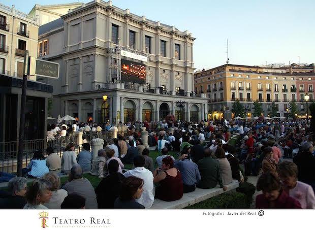 El Teatro Real anuncia la programación de los tres próximos años