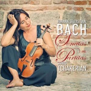 Sonig Tchakerian - Johann Sebastian Bach Sonatas and Partitas