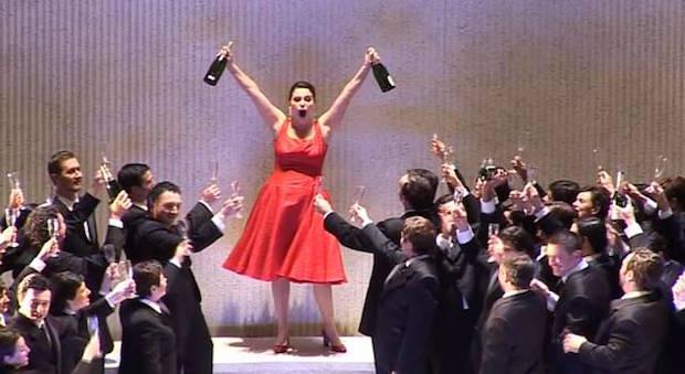 El vino en la ópera, por Juan José Rodríguez