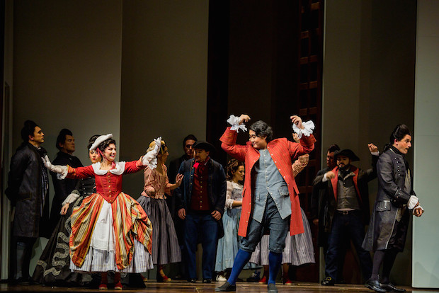 The Marriage of Figaro brings Mozart's Energy to Seattle. Photo: Seattle Opera