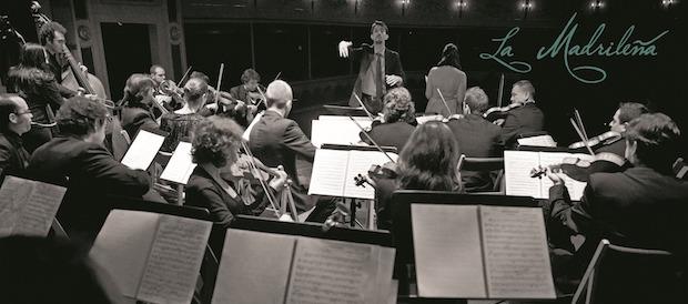 Presentación de La Madrileña, nueva orquesta para Madrid