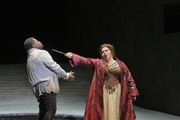 Norma en la Ópera de Los Ángeles
