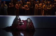 Macbeth en Valencia con Plácido Domingo