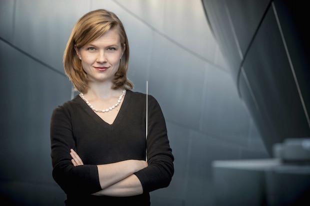 Mirga Gražinytė-Tyla / LA Philharmonic - Vern Evans